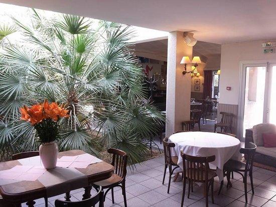 Best Western Hôtel Paradou : Salon