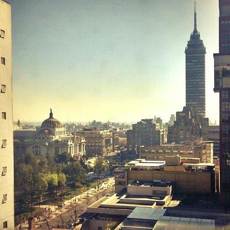San Francisco Hotel: La Torre Latino desde el piso 10 del hotel