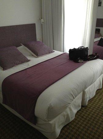 Hotel Mistral : notre chambre