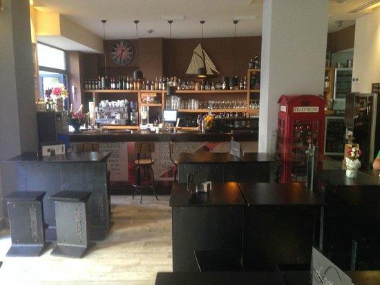 L'expérience: Bar