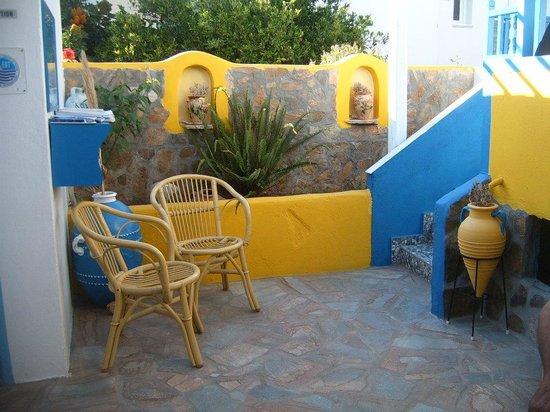 Titika: Rest area