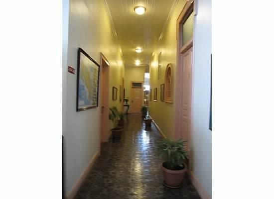 Hotel Santo Tomas: Hall