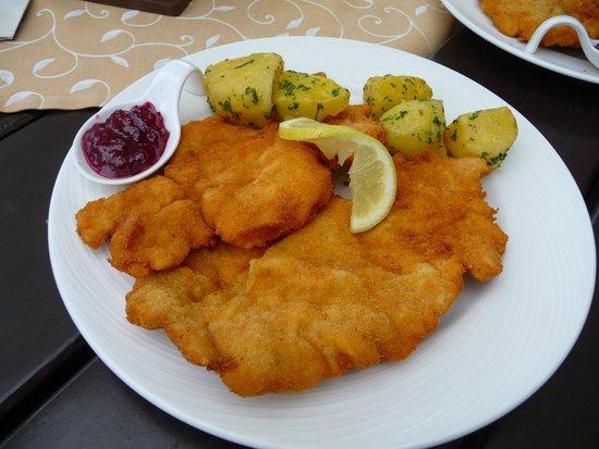 Stephansplatz: Wiener Schnitzel