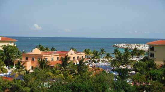 Hotel Marina El Cid Spa & Beach Resort: another view from our room