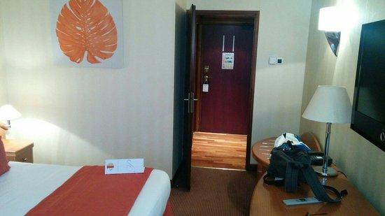 Hotel Palladia : Couloir