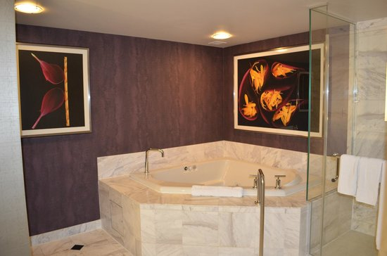 MGM Grand Hotel and Casino: Jacuzzi
