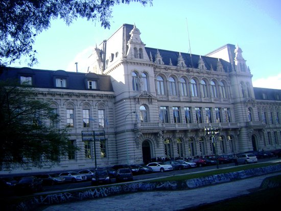 Recoleta: Palacio Sarmiento