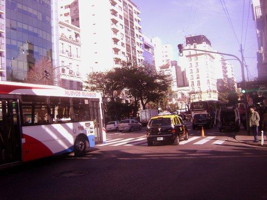 Recoleta: Avenida Santa Fe