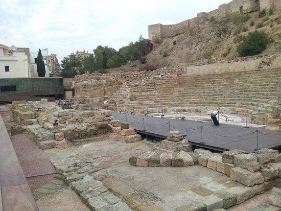 Roman Theatre from street