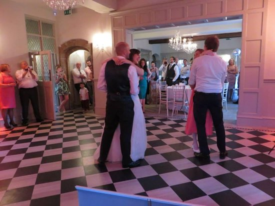 Weston Hall: First dance