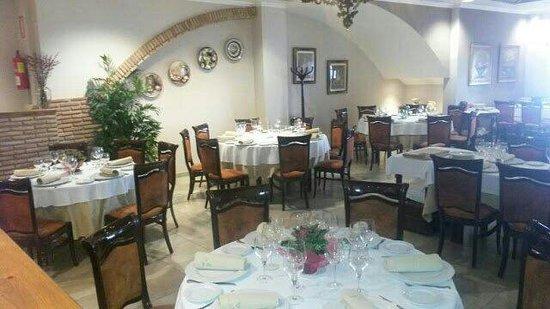 Restaurante Araceli: Salon principal