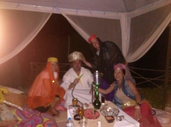 Hotel Anatoli: me with friends