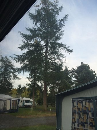 Lowther Holiday Park: Tourer section