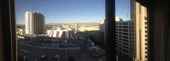 Circus Circus Hotel and Casino-Reno: Day view from room.