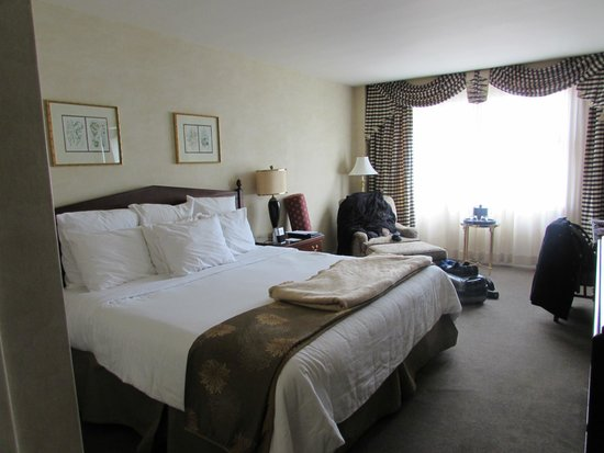 Benson Hotel: King Size Bed Room