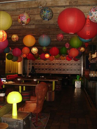 Pod 39 Hotel: Lobby Bar