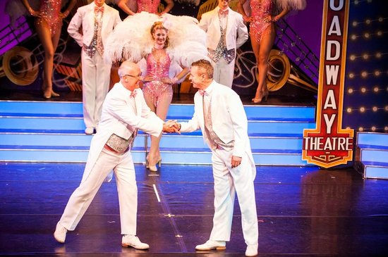 Cromer Pier: Paul Eastwood & Adam Daye - Show 1, 2014