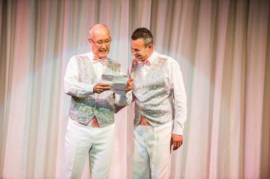Cromer Pier: Adam Daye & Paul Eastwood - Show 1, 2014