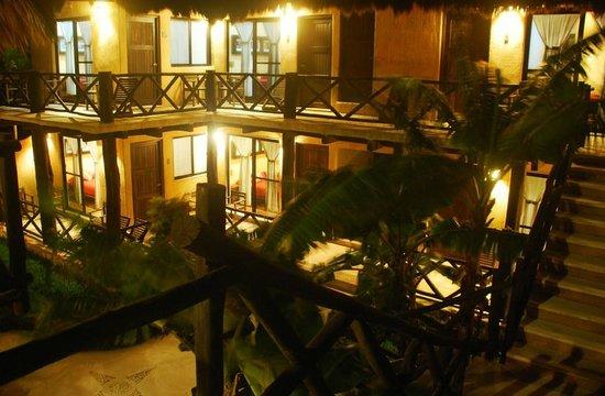 Luna de Plata · Hotel: Hotel