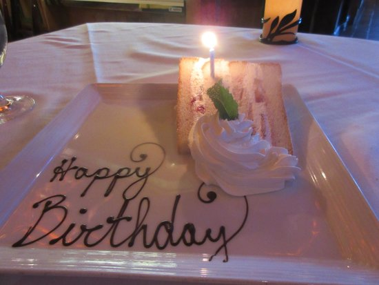 Bistro Napa - Complementary Happy Birthday - Atlantis Casino, Reno, NV