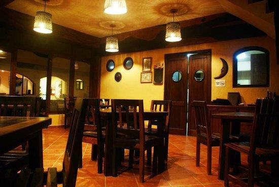 Luna de Plata · Hotel: Restaurante planta baja