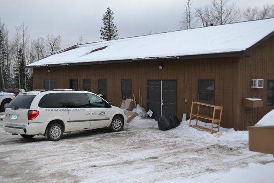 Caribou Highlands Lodge : laundry