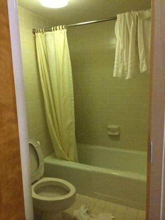 Village Inn of Destin: Bathroom was disgusting