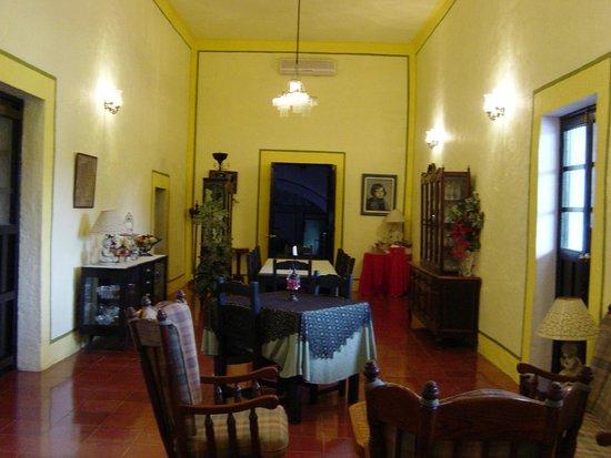 Hacienda San Pedro Nohpat: Main Hall