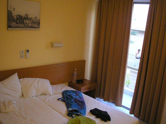 Africa Hotel: Pokój