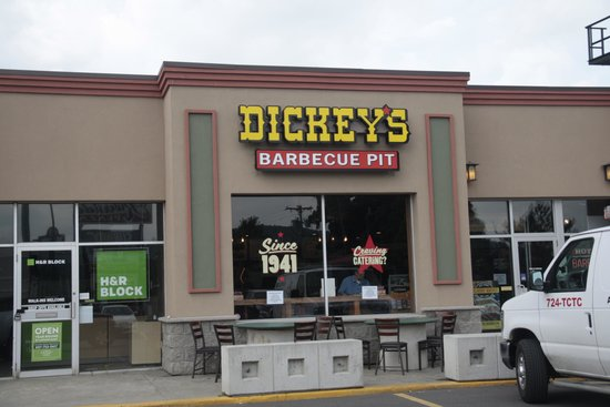 Dickey's Barbecue Pit- Cortland