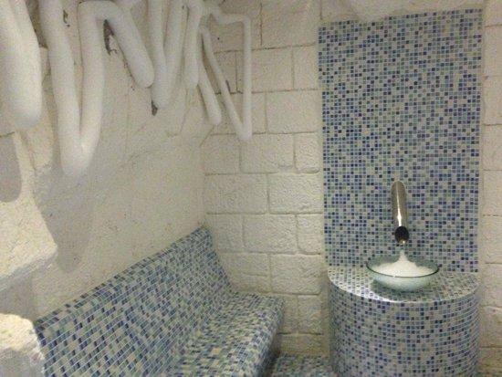 Rubi Platinum Spa Resort & Suites: Ice bath