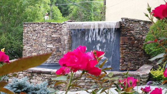 Tree Tops Resort : Beautiful landscaping!