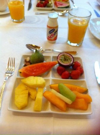 Posthotel Achenkirch: Breakfast