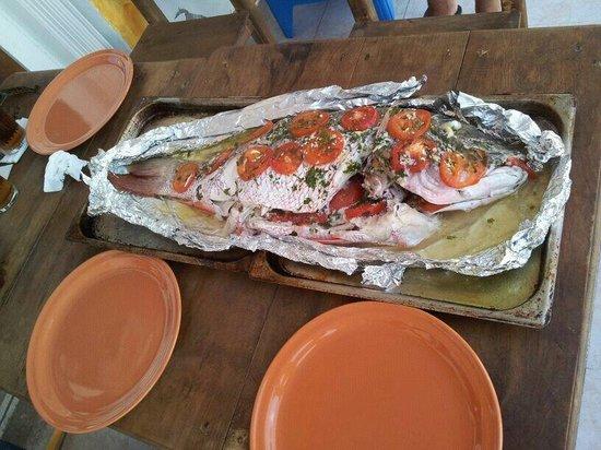 Casavecchia La Cucina Italiana: Si mangia!
