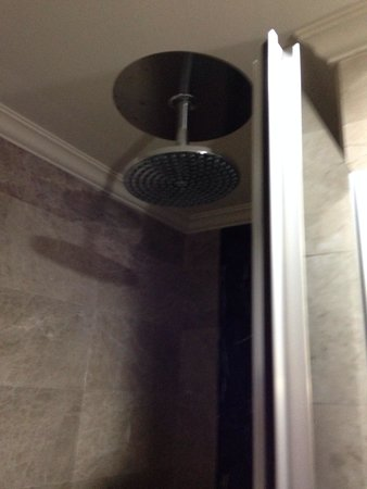 Darkhill Hotel : Good shower