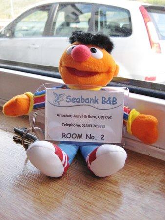 Seabank B&B: Ernie's favourite B+B