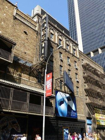 The Phantom of the Opera: Majestic Theater