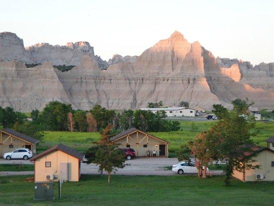 Cedar Pass Lodge: Views from cabin