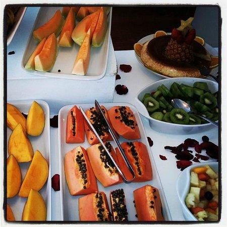 Serena Hotel Boutique Buzios : Desayuno completo