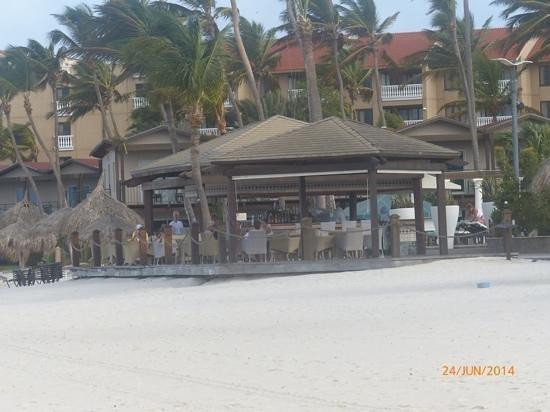 Divi Aruba All Inclusive: perfect place for a bar!!