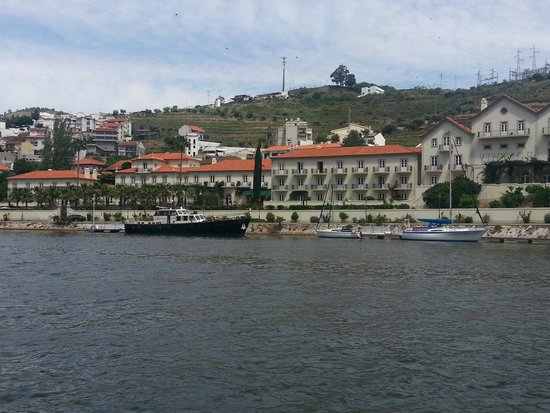 The Vintage House Douro: Vista do Hotel Vintage