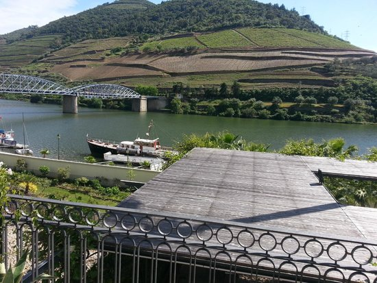 The Vintage House Douro: Vista do Rio Douro da janela do apartamento