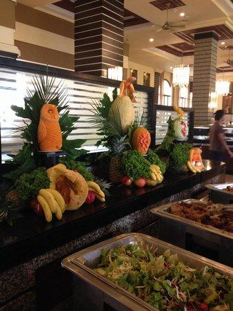 Hotel Riu Guanacaste: Almuerzo