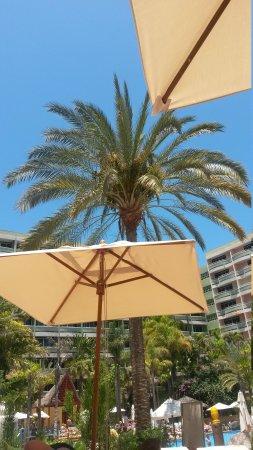 IFA Buenaventura Hotel: blue sky