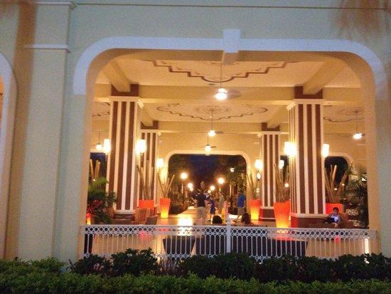 Hotel Riu Guanacaste: En la noche