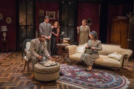 Wellfleet Harbor Actors Theater: WHAT's cast of I Am a Camera