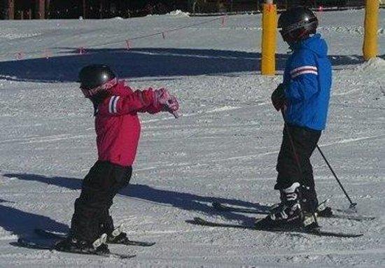 Park City Mountain Resort: On the slopes after ski school