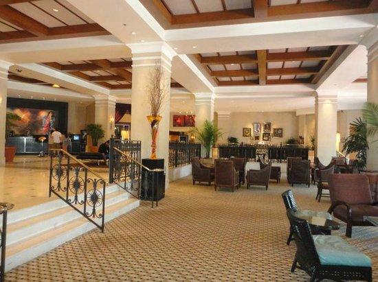 Hard Rock Hotel at Universal Orlando: Lobby