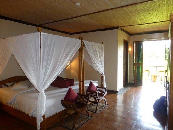 Junjungan Ubud Hotel and Spa: Bedroom
