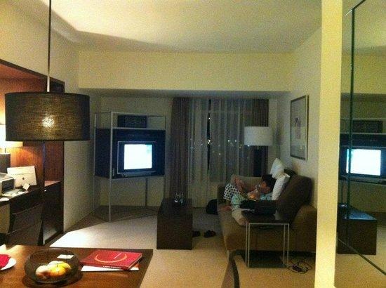 Waterfront Cebu City Hotel & Casino: One bedroom suite